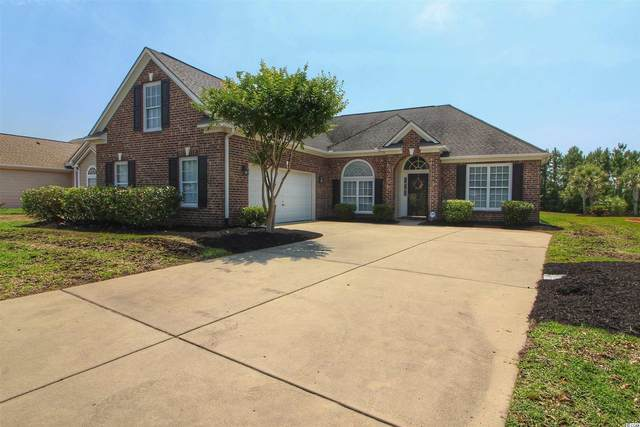 3903 Club Course Dr., North Myrtle Beach, SC 29582 (MLS #2111620) :: The Hoffman Group