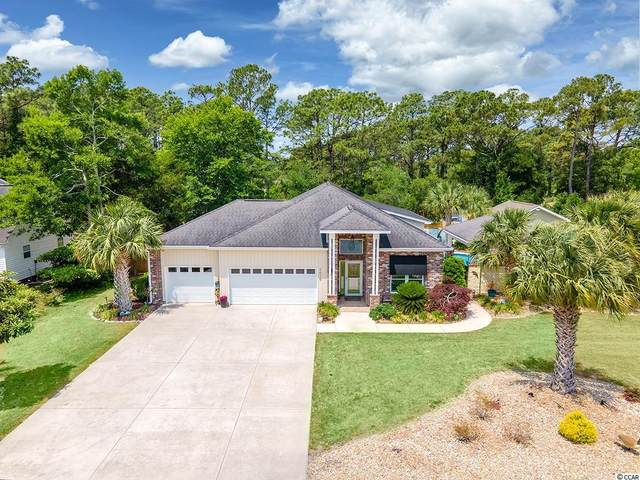 1019 Thomas Ave., North Myrtle Beach, SC 29582 (MLS #2111627) :: Surfside Realty Company