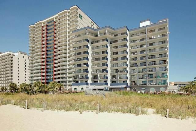 2001 Ocean Blvd. S #1408, Myrtle Beach, SC 29577 (MLS #2111630) :: Surfside Realty Company