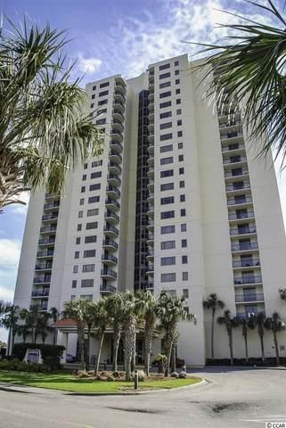 8560 Queensway Blvd. #1503, Myrtle Beach, SC 29572 (MLS #2111639) :: Dunes Realty Sales