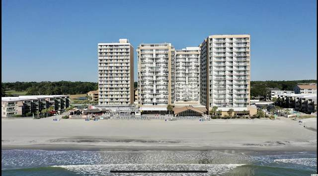 9550 Shore Dr. #808, Myrtle Beach, SC 29572 (MLS #2111658) :: Jerry Pinkas Real Estate Experts, Inc