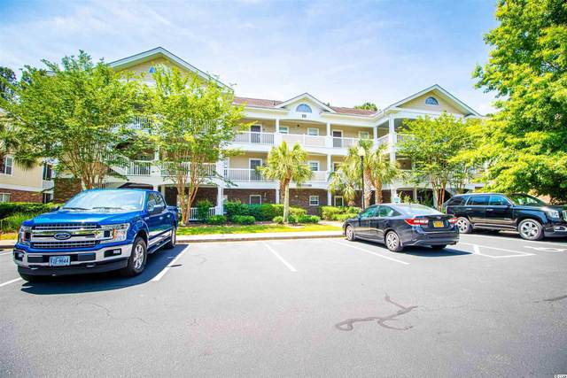 5825 Catalina Dr. #1112, North Myrtle Beach, SC 29582 (MLS #2111680) :: Sloan Realty Group