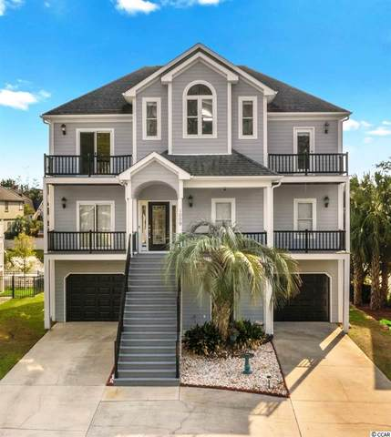 1009 Clubhouse Dr., North Myrtle Beach, SC 29582 (MLS #2111681) :: Coldwell Banker Sea Coast Advantage