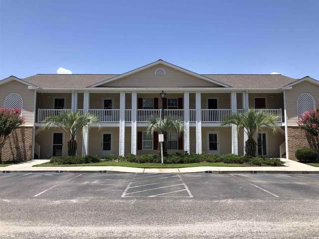3685 Claypond Village Ln. #7, Myrtle Beach, SC 29579 (MLS #2111737) :: Team Amanda & Co