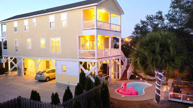 122 Rainbow Dr., Murrells Inlet, SC 29576 (MLS #2111743) :: BRG Real Estate