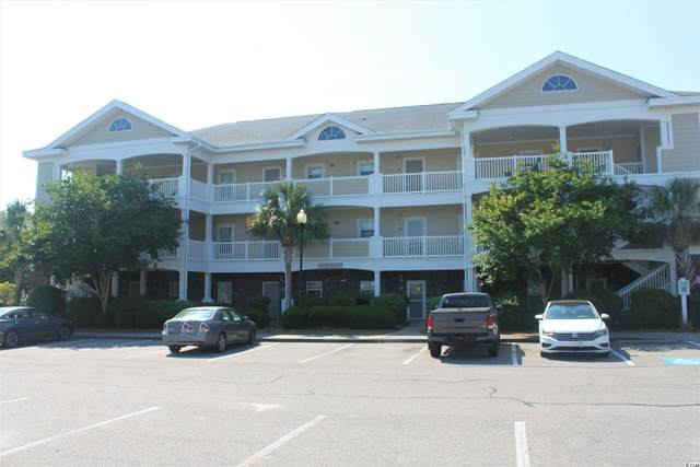 6203 Catalina Dr. #624, North Myrtle Beach, SC 29582 (MLS #2111755) :: Armand R Roux | Real Estate Buy The Coast LLC