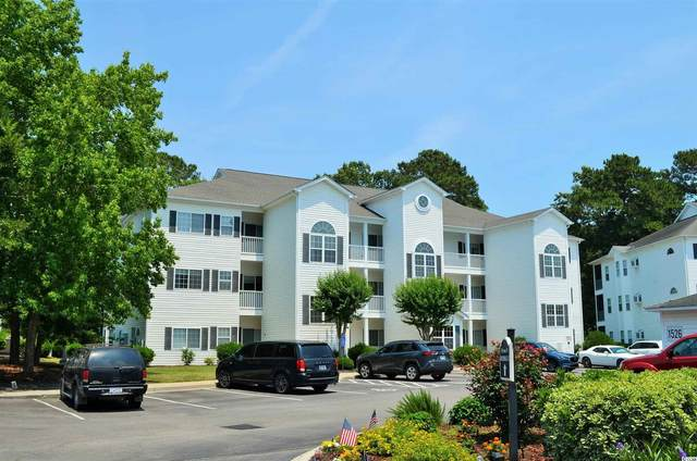 1525 Lanterns Rest Rd. #201, Myrtle Beach, SC 29579 (MLS #2111758) :: Garden City Realty, Inc.