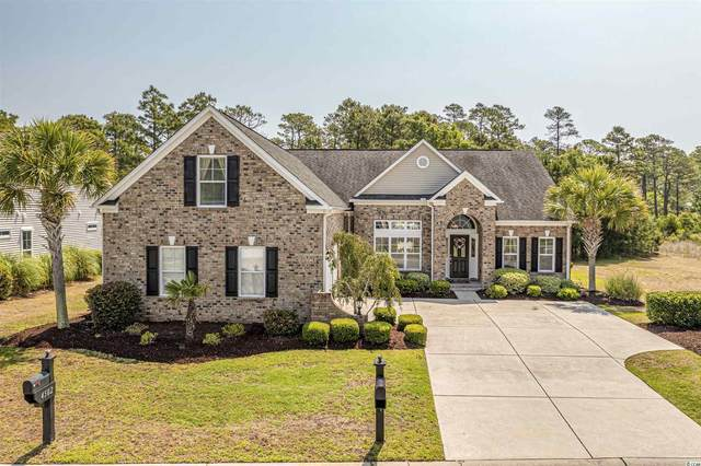 4507 Grovecrest Circle, North Myrtle Beach, SC 29582 (MLS #2111788) :: Surfside Realty Company
