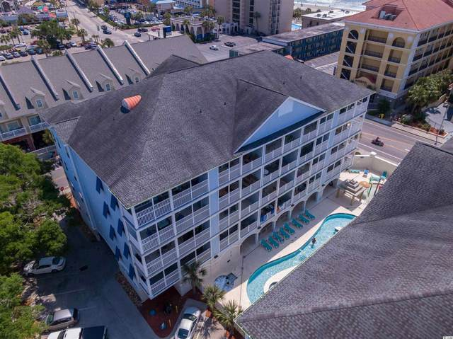 704 S Ocean Blvd. 301A, Myrtle Beach, SC 29577 (MLS #2111803) :: Surfside Realty Company