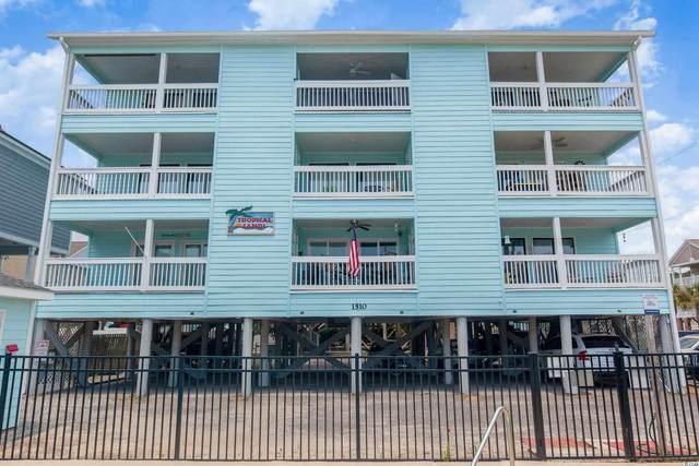 1510 S Ocean Blvd. #101, Surfside Beach, SC 29575 (MLS #2111830) :: The Hoffman Group