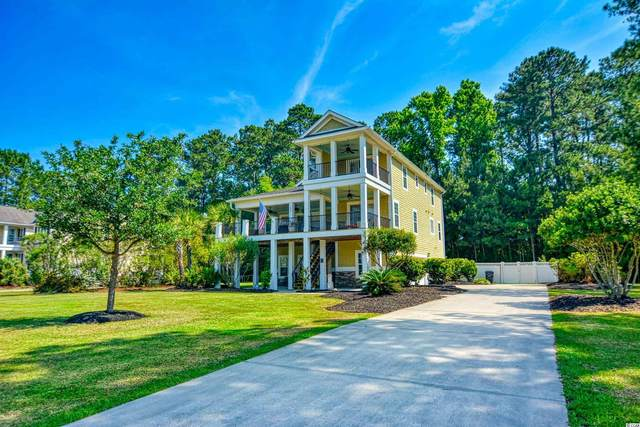 133 Pottery Landing Dr., Conway, SC 29527 (MLS #2111839) :: Jerry Pinkas Real Estate Experts, Inc