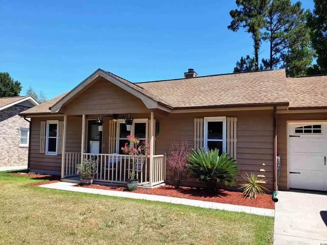 1002 Shem Creek Circle, Myrtle Beach, SC 29588 (MLS #2111867) :: Armand R Roux   Real Estate Buy The Coast LLC
