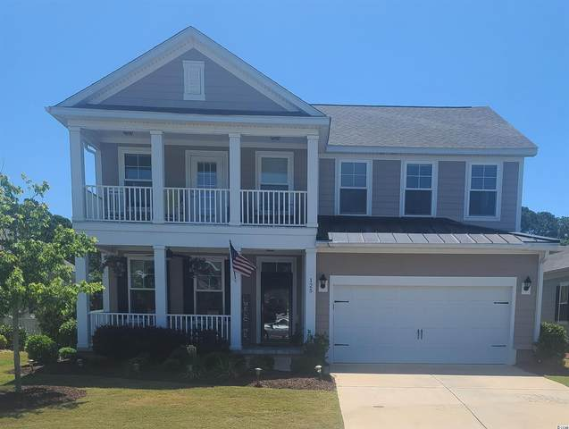 125 Champions Village Dr., Murrells Inlet, SC 29576 (MLS #2111880) :: Sloan Realty Group