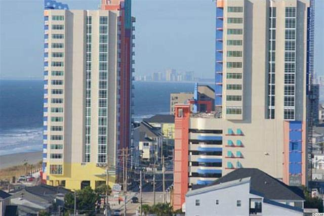 3500 N Ocean Blvd. #1403, North Myrtle Beach, SC 29582 (MLS #2111921) :: The Lachicotte Company