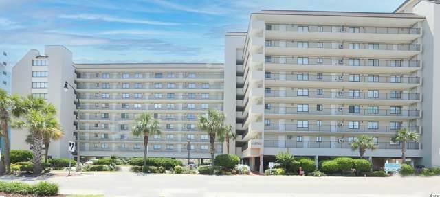 4719 S Ocean Blvd. #707, North Myrtle Beach, SC 29582 (MLS #2111924) :: Sloan Realty Group