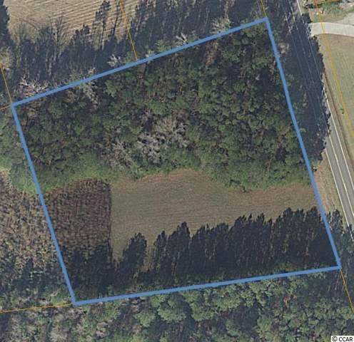 TBD Red Bluff Rd., Loris, SC 29569 (MLS #2111925) :: The Hoffman Group