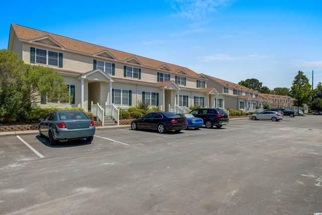 701 S 13th Ave. #701, Myrtle Beach, SC 29577 (MLS #2111945) :: Team Amanda & Co
