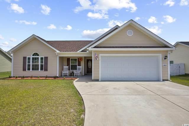 303 Beulah Circle, Conway, SC 29527 (MLS #2111953) :: Duncan Group Properties