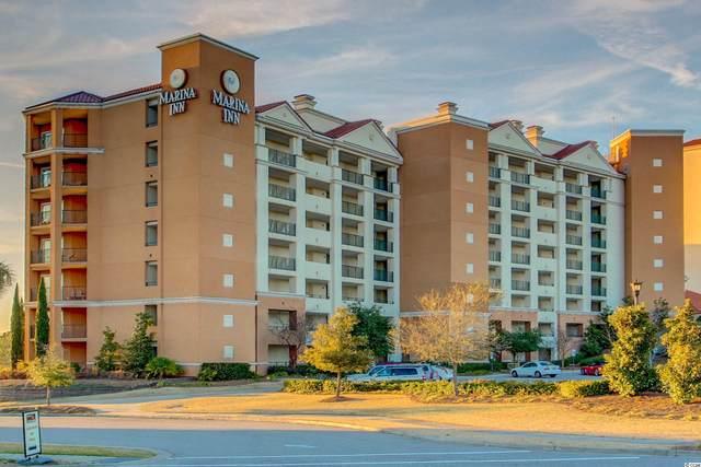 8121 Amalfi Pl. 5-502, Myrtle Beach, SC 29572 (MLS #2111967) :: Jerry Pinkas Real Estate Experts, Inc
