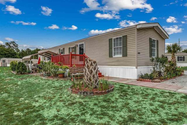 1408 Seagull Blvd., North Myrtle Beach, SC 29582 (MLS #2111971) :: Sloan Realty Group