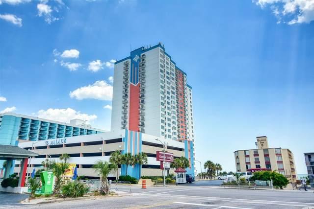1605 S Ocean Blvd. S #208, Myrtle Beach, SC 29577 (MLS #2112030) :: Team Amanda & Co