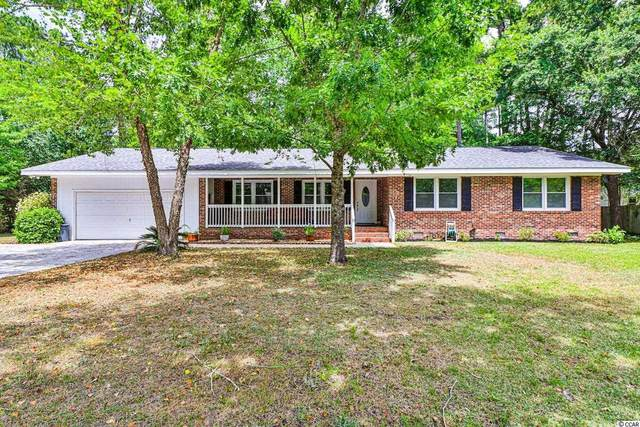 601 Jubilee Circle, Myrtle Beach, SC 29579 (MLS #2112107) :: James W. Smith Real Estate Co.