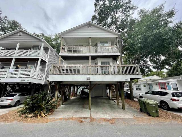 6001 - 1709 S Kings Hwy., Myrtle Beach, SC 29575 (MLS #2112114) :: The Lachicotte Company