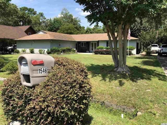 1546 Bay Tree Ln., Myrtle Beach, SC 29575 (MLS #2112124) :: Sloan Realty Group