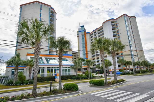5301 N Ocean Blvd. #455, Myrtle Beach, SC 29577 (MLS #2112126) :: Coldwell Banker Sea Coast Advantage