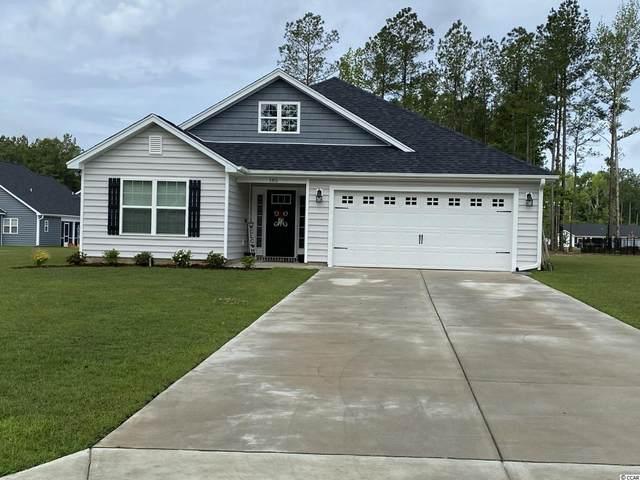 141 Silver Peak Dr., Conway, SC 29526 (MLS #2112127) :: Duncan Group Properties