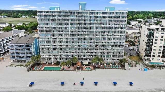 1012 N Waccamaw Dr. #607, Garden City Beach, SC 29576 (MLS #2112129) :: Duncan Group Properties