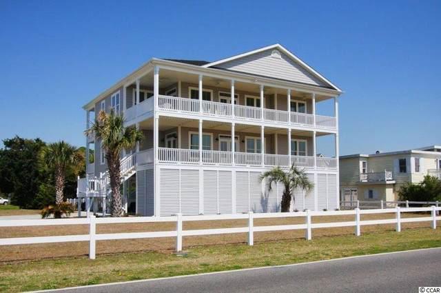 1201 N Ocean Blvd., North Myrtle Beach, SC 29582 (MLS #2112132) :: The Lachicotte Company