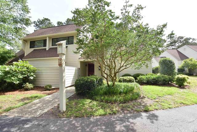 619 Tall Pines Way 6-19, Pawleys Island, SC 29585 (MLS #2112138) :: James W. Smith Real Estate Co.
