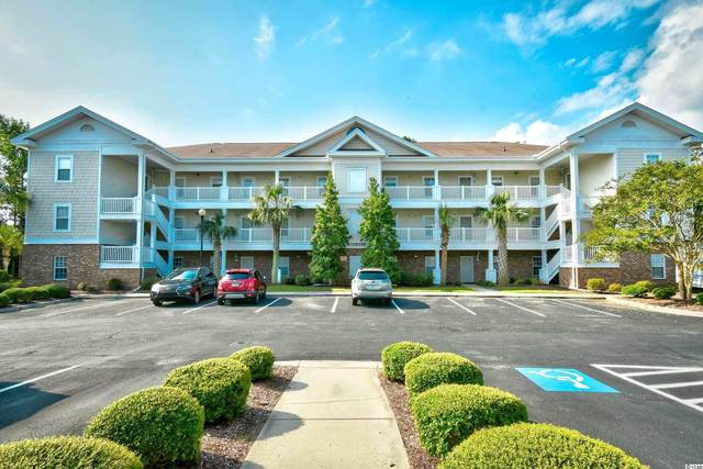 6015 Catalina Dr. #631, North Myrtle Beach, SC 29582 (MLS #2112181) :: Sloan Realty Group