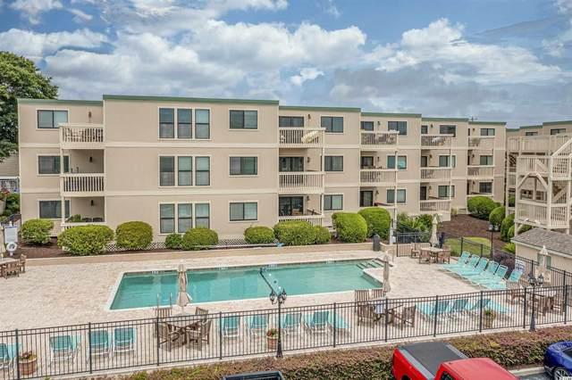 9661 Shore Dr. C-15, Myrtle Beach, SC 29572 (MLS #2112183) :: Garden City Realty, Inc.