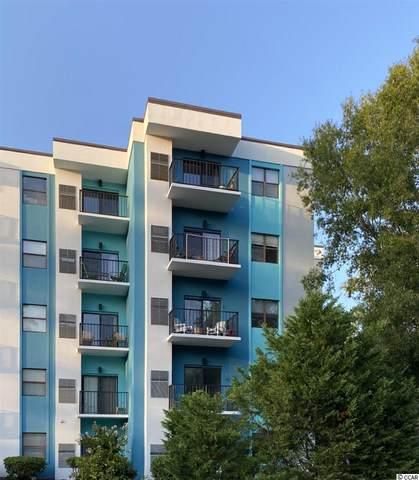 5001 Little River Rd. E110, Myrtle Beach, SC 29577 (MLS #2112194) :: The Hoffman Group