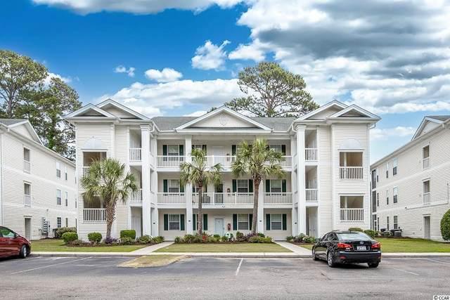 650 River Oaks Dr. 46-I, Myrtle Beach, SC 29579 (MLS #2112198) :: Coldwell Banker Sea Coast Advantage
