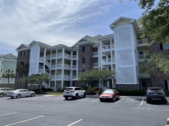 4837 Luster Leaf Circle #105, Myrtle Beach, SC 29577 (MLS #2112231) :: Duncan Group Properties