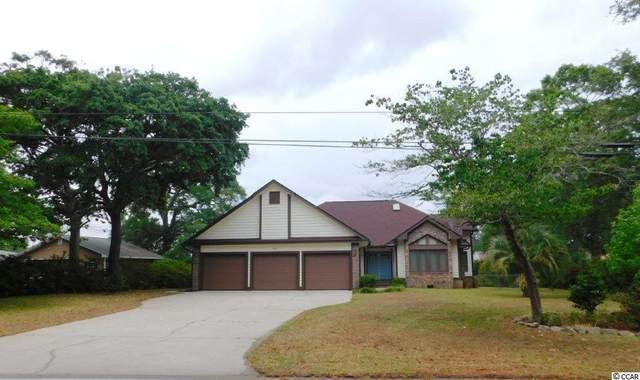 712 Cedar Dr. N, Surfside Beach, SC 29575 (MLS #2112240) :: Garden City Realty, Inc.