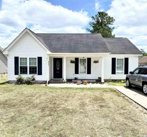 2504 Spain Ln., Conway, SC 29527 (MLS #2112270) :: Surfside Realty Company