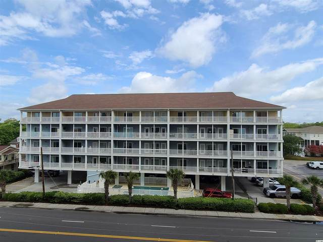 1401 Perrin Dr. #205, North Myrtle Beach, SC 29582 (MLS #2112274) :: Coldwell Banker Sea Coast Advantage
