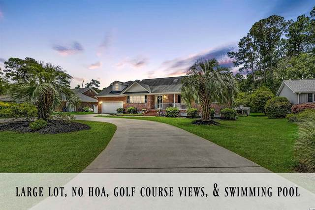 128 University Dr., Conway, SC 29526 (MLS #2112279) :: The Hoffman Group