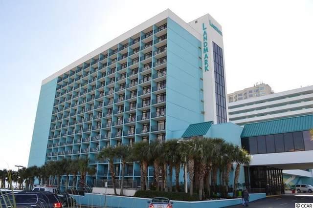 1501 Ocean Blvd. S #742, Myrtle Beach, SC 29577 (MLS #2112294) :: The Hoffman Group