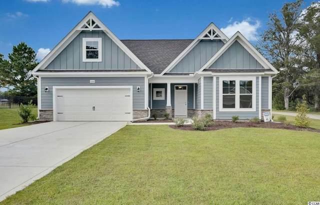 161 Board Landing Circle, Conway, SC 29526 (MLS #2112316) :: BRG Real Estate