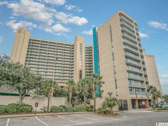 201 74th Ave. N 2549/2550, Myrtle Beach, SC 29577 (MLS #2112382) :: The Lachicotte Company