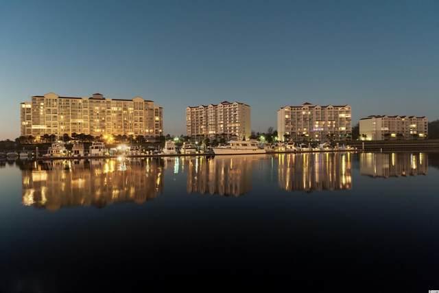 2151 Bridge View Ct. 3-604, North Myrtle Beach, SC 29582 (MLS #2112388) :: Chris Manning Communities