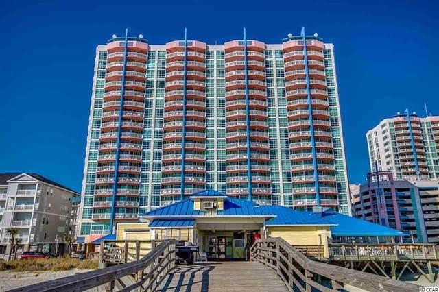3500 N Ocean Blvd. #609, North Myrtle Beach, SC 29582 (MLS #2112393) :: Team Amanda & Co