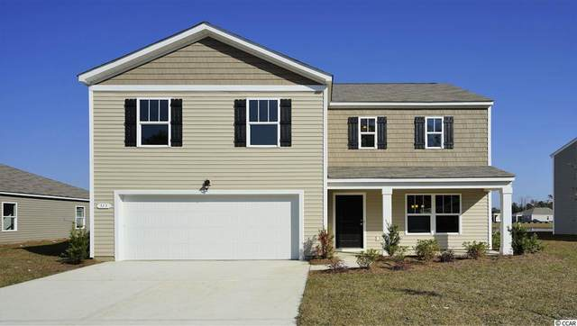 751 Oyster Bluff Dr., Myrtle Beach, SC 29588 (MLS #2112394) :: Dunes Realty Sales