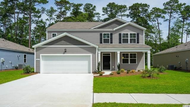 735 Oyster Bluff Dr., Myrtle Beach, SC 29588 (MLS #2112402) :: Duncan Group Properties