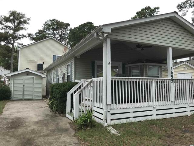 6001 - 1655 S Kings Hwy., Myrtle Beach, SC 29575 (MLS #2112405) :: Coldwell Banker Sea Coast Advantage